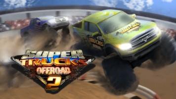 Supertrucks Offroad 2: Супергрузовики Offroad 2