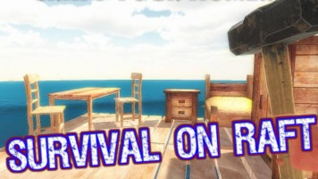 Survival on raft — Play for free at Titotu.io