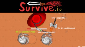 Survive io — Play for free at Titotu.io
