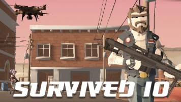Survived io — Play for free at Titotu.io