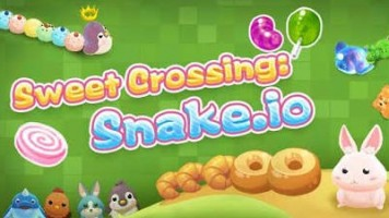 Sweet Crossing Snake io	 — Play for free at Titotu.io