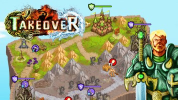 Takeover io — Play for free at Titotu.io