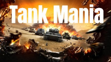 Tank Mania io: Танк мания ио