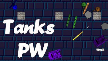 Tanks Pw — Play for free at Titotu.io