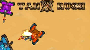 Tanx rush — Play for free at Titotu.io