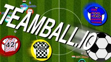 Teamball io | Тимбол ио