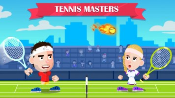 Tennis Master io — Play for free at Titotu.io