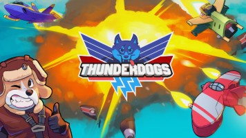 Thunderdogs io | Тандердогс ио