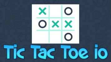Tic Tac Toe io — Play for free at Titotu.io