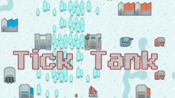 Tick Tank io — Play for free at Titotu.io