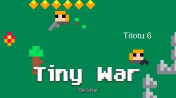 Tiny War Online | Мини Стрелялка