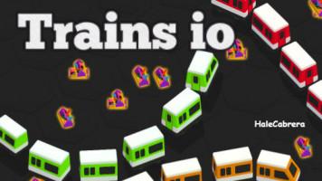 Trains io: Поезда io