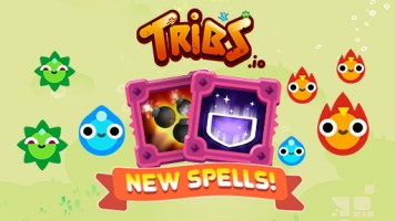Tribs io — Play for free at Titotu.io