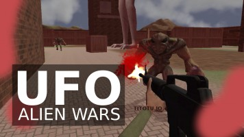 UFO: Alien Wars — Play for free at Titotu.io