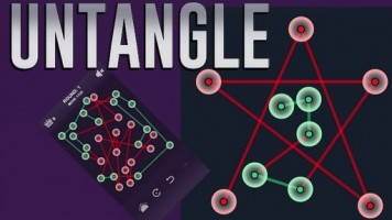 Untangle io — Play for free at Titotu.io