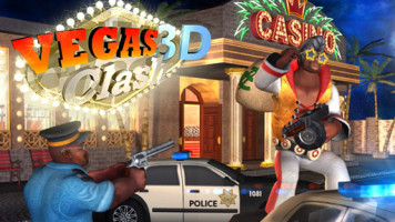 Vegas Clash 3D: Столкновение Вегаса 3D