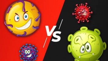 Virus War: Вирусная война