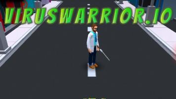VirusWarrior io: VirusWarrior io