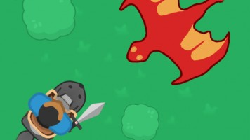Volcano io — Play for free at Titotu.io
