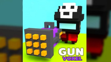 VoxelGun io — Play for free at Titotu.io