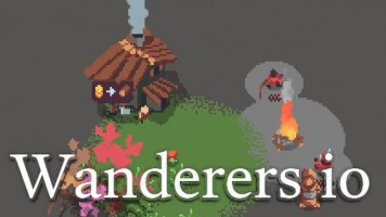 Wanderers.io — Play for free at Titotu.io