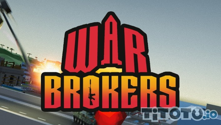 War Brokers io — Play for free at Titotu io