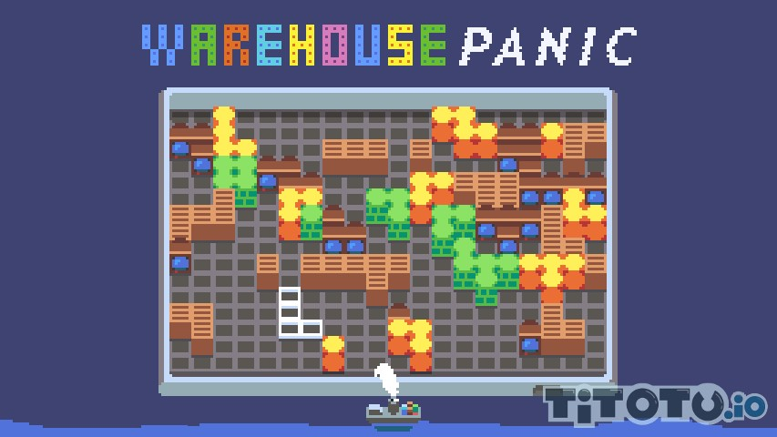 Warehousepanic io