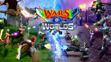 Wars of Worlds io | Вов ио