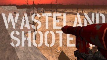 Wasteland Shooters io