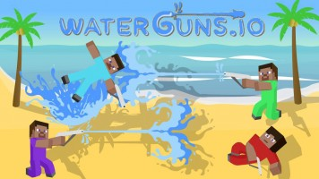 Waterguns io — Play for free at Titotu.io
