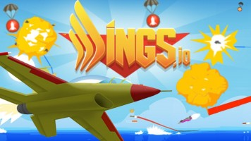Wings io — Play for free at Titotu.io