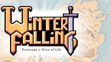 Winter Falling Online — Play for free at Titotu.io