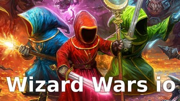 WizardWars io | Битва Магов ио — Играть бесплатно на Titotu.ru
