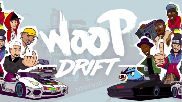 Woopdrift io — Play for free at Titotu.io
