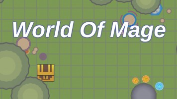 World of Mage io — Play for free at Titotu.io