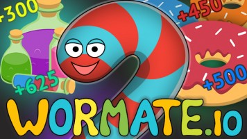 Wormate io  — Play for free at Titotu.io