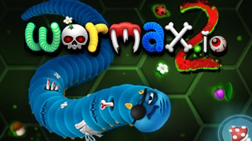 Wormax 2 io — Play for free at Titotu.io