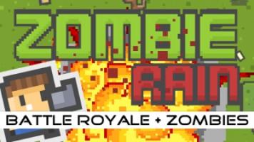 Zombain io: Zombie Rain