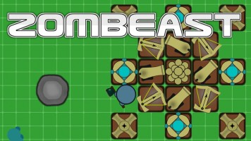 Zombeast io — Play for free at Titotu.io