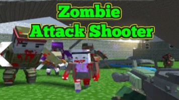 Zombie Attack Shooter: Зомби-шутер