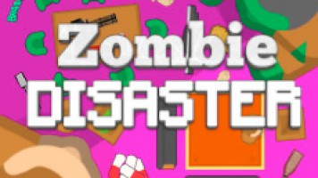 Zombie Disaster io: Бедствие зомби io