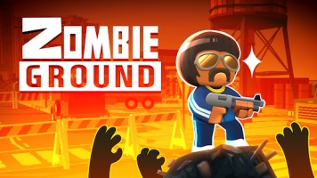 Zombie Ground io | Зомботрон ио