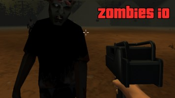 Zombies io — Play for free at Titotu.io