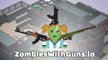 Zombies With Guns io