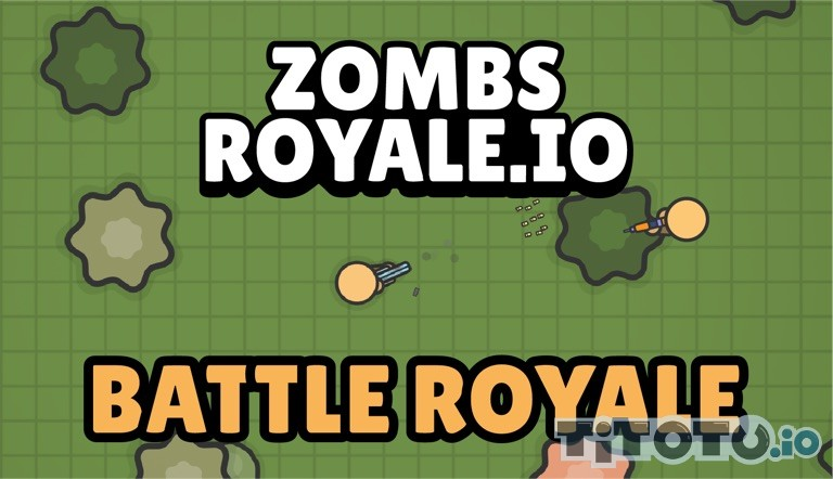 Zombs Royale Io Play For Free At Titotu Io