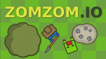 Zomzom io — Play for free at Titotu.io