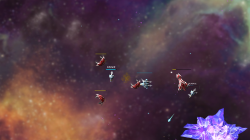 Hyper Fleet io game
