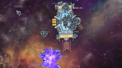 Hyper Fleet io — космический командный шутер