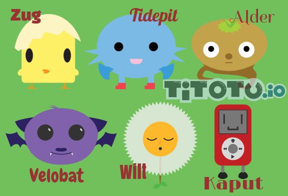 Персонажи игры Nibbly.io / Нибли ио
