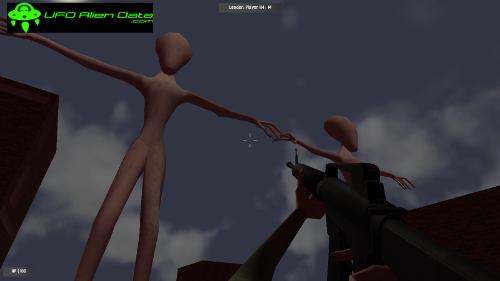 Игра UFO: Битва с пришельцами